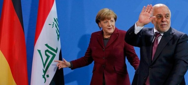 Germany offers 500 million euro credit to Iraq to aid reconstruction