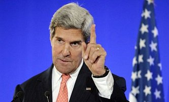 Kerry: Syrian crisis at a turning point