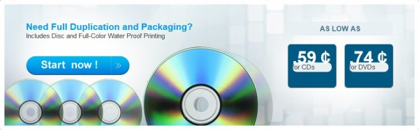 CD Packaging