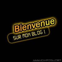 Bonjour et Bienvenue sur mon blog et Bonne visite a tous et lachez vos commss  Merci !!!