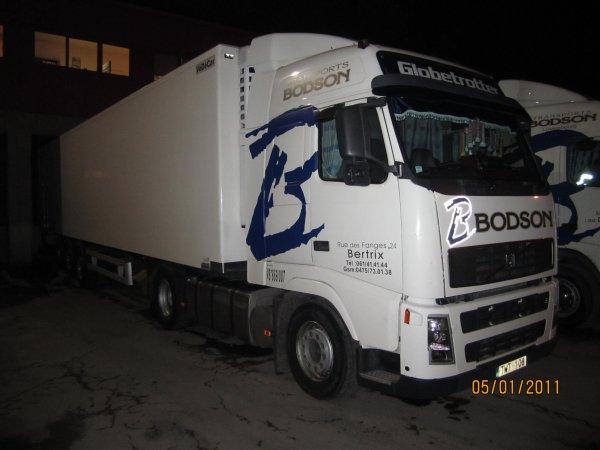 le camion de andy