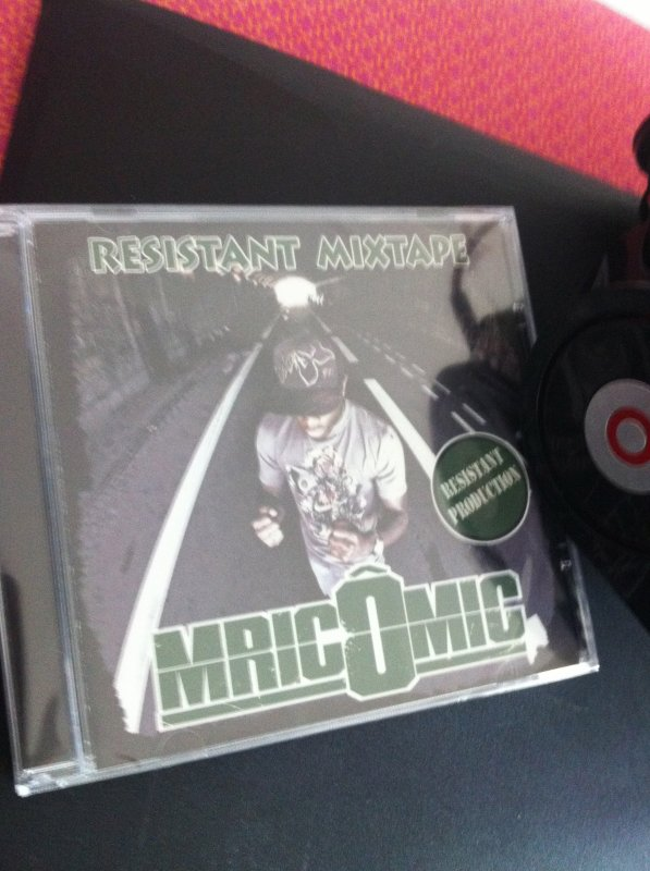 RESISTANT MIXTAPE DISPONIBLE