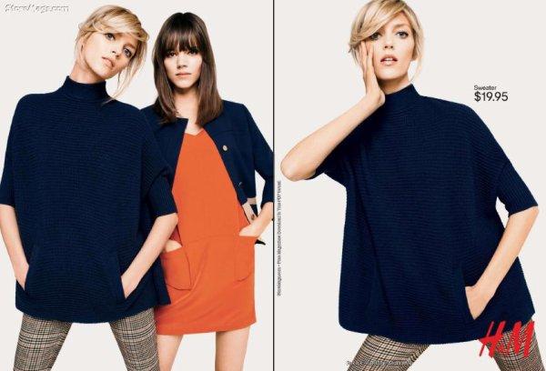 H&M F/W 2011.12