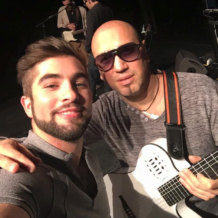 Kendji et Titi a Nancy