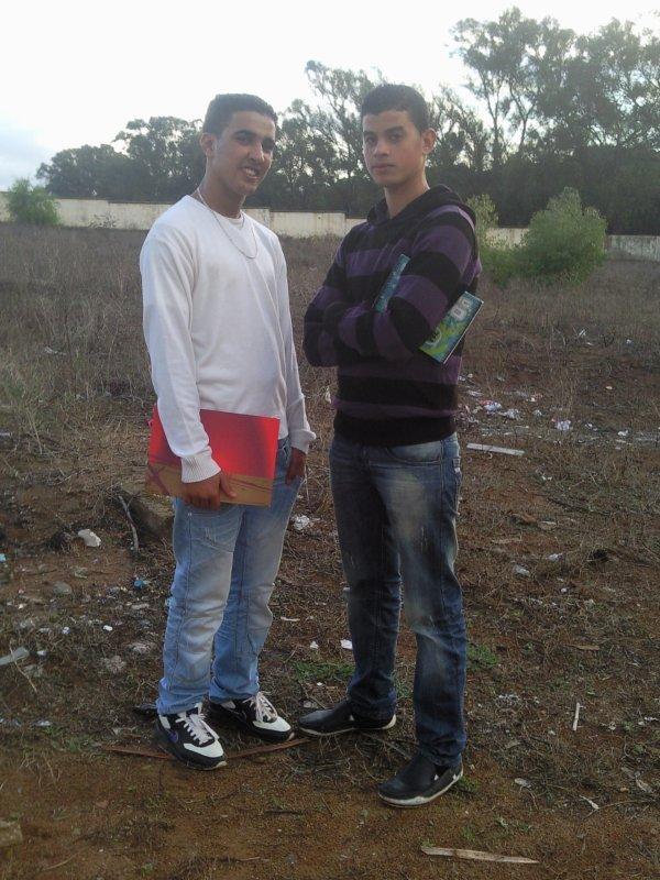 me and zaari