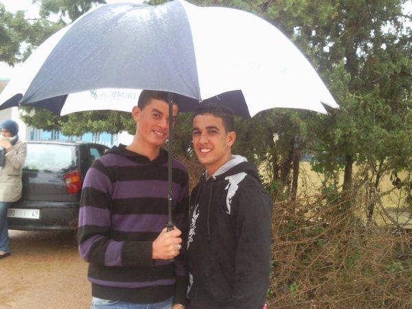 zaari and me
