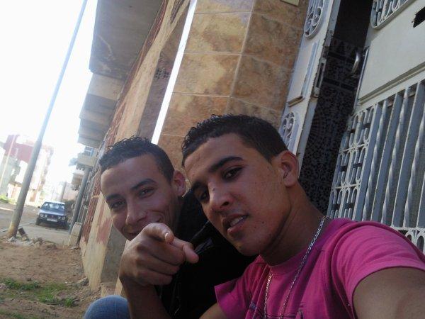 aziz and me