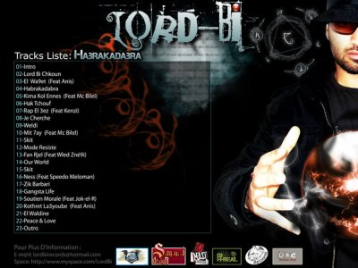 L'album Lord Bi _H.abrakadabra  (new)