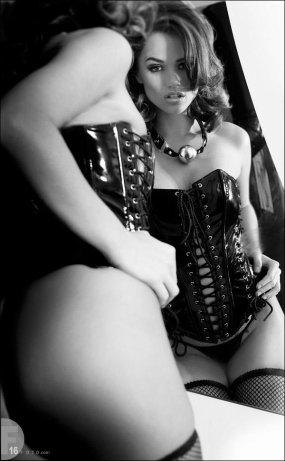 Scéance photo Black & White...