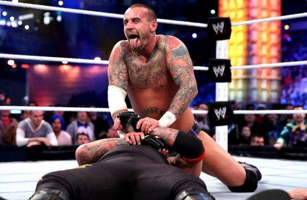 Undertaker Vs CM Punk : Wrestlemania 29 !