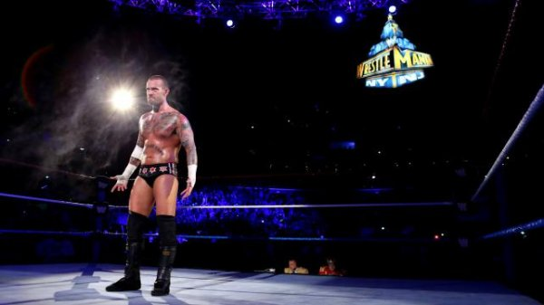 Undertaker Vs CM Punk : Wrestlemania 29 !