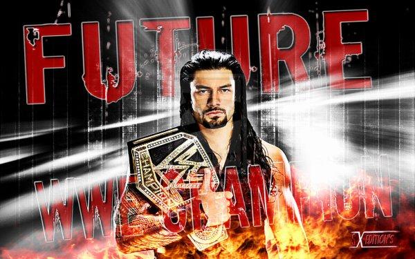 Roman Reigns !