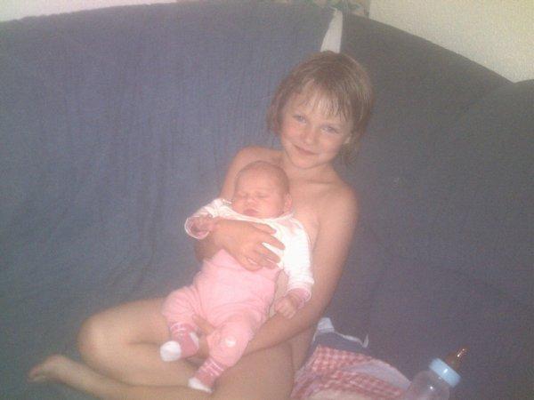 mes deux nieces
