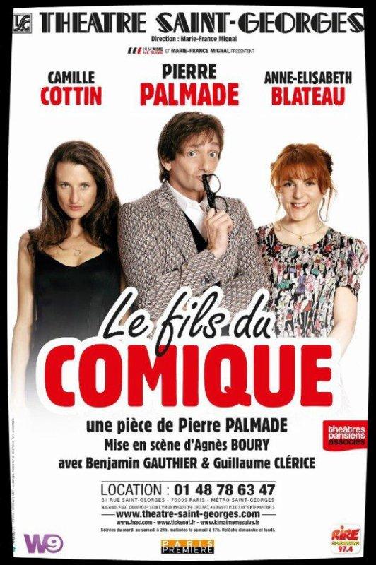 """""""Le fils du comique"""" en tournée!"""