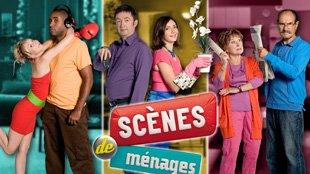"""""""Après une pause estivale, scènes de ménages est de retour sur M6"""" (22/08/13)"""