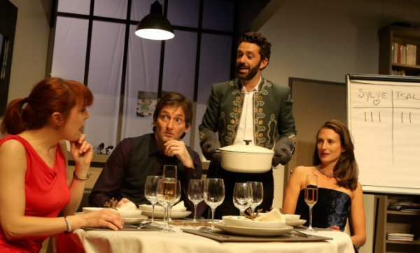 Pierre Palmade : « J'aime bien être le coq dans la basse-cour ! » (21/09/13)