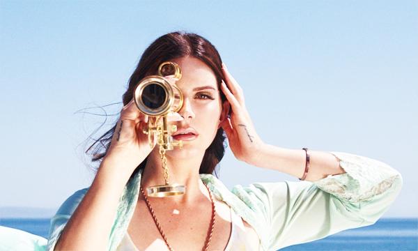 Honeymoon / Lana Del Rey - High By The Beach (2015)