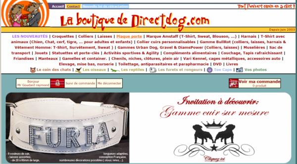 site arnaqueur