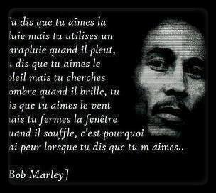 Bob Marley : des citations remplie de sagesse