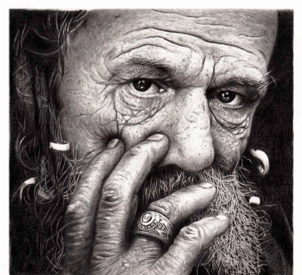 A Old Wise Man