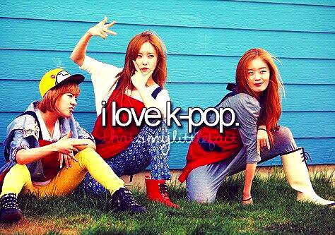 Bienvenue a k-pop land