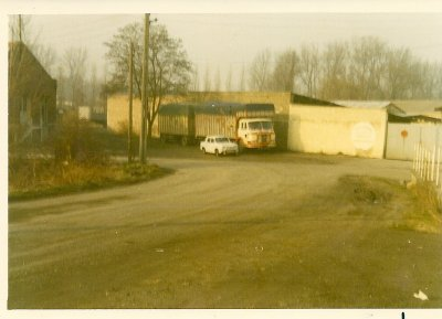 camion remorque PRIMEURS