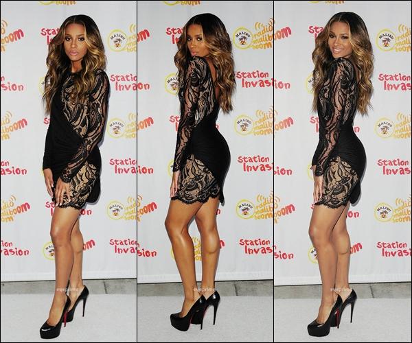 -[/align=center] 16/07/11 : Après être passer sur scène, Ciara Harris posait sur le TAPIS - ROUGE de la Pre-Party. -[/align=center]