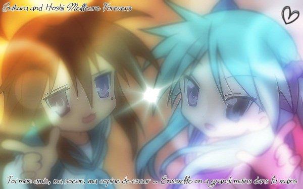 Sakura And Hoshii Forevers. *^*