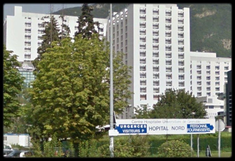 6   CHU Grenoble Hopital Michalon