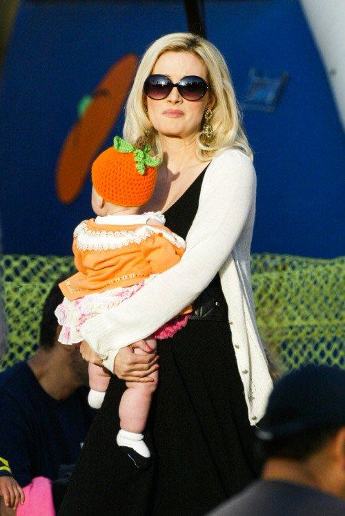 Holly Madison est sa fille