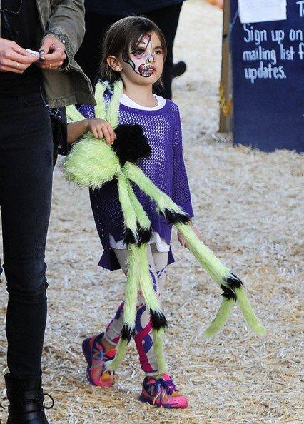 Alessandra Ambrosio et ses enfant