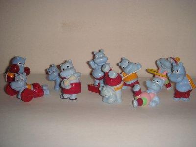 La bande des Hippos