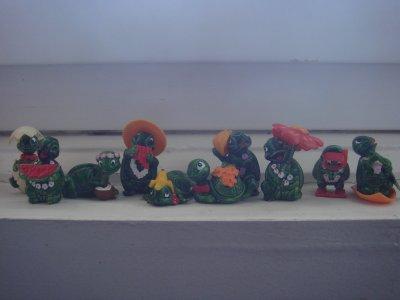 Les fantastiques Tiny Tortues