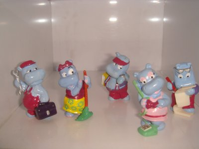 L'entreprise des Happy Hippos