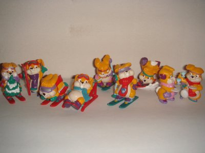 Les Ski Bunnies