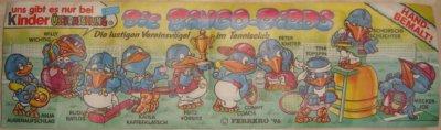 Les bingos birds BPZ