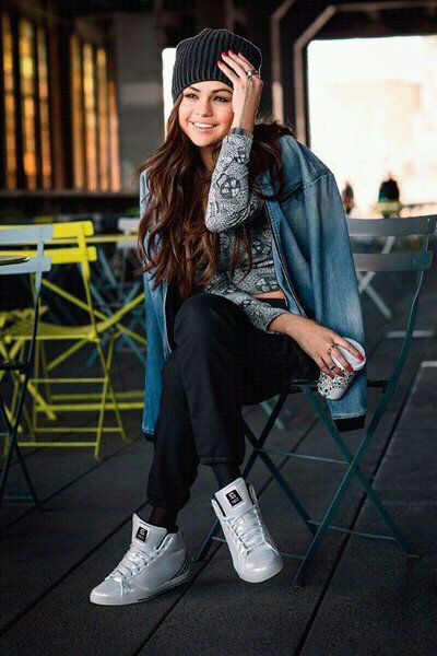Neo Adidas Selena Gomez  (Autumn/Winter 2014)