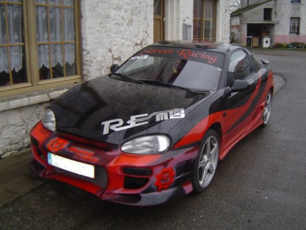 Mazda MX3 de steve