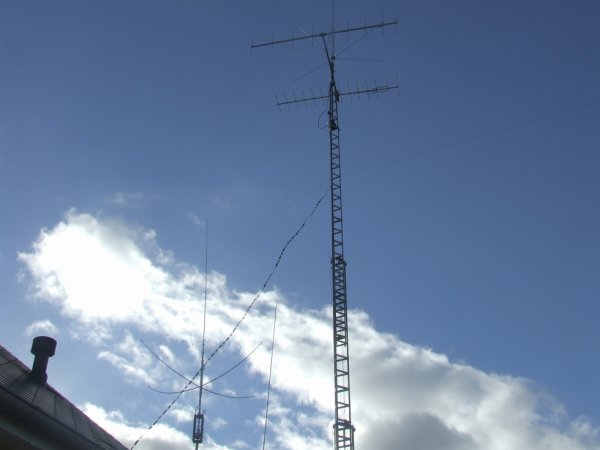 mes antenne radio