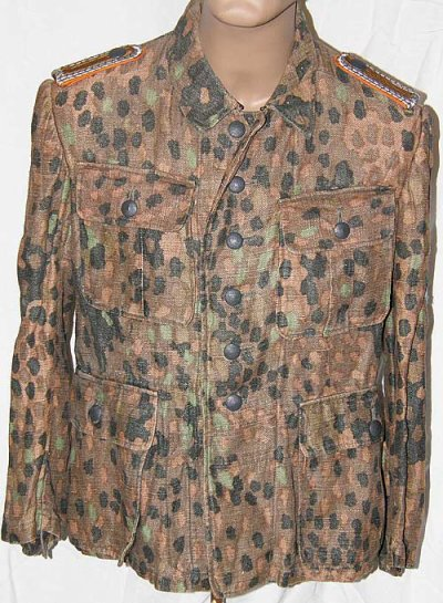 veste camouflage allemands