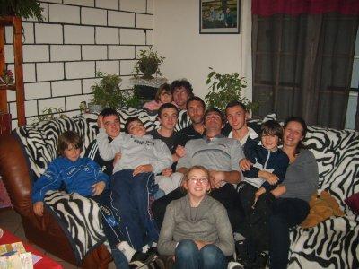 une ptite foto de famille pour laniv a pti gwen