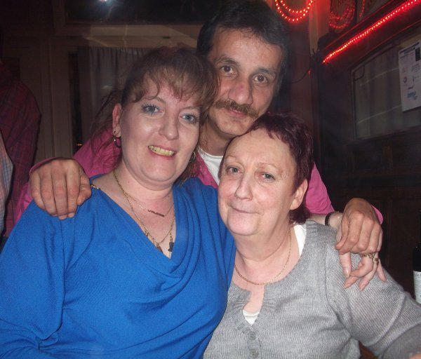 Gino, Hermine et moi