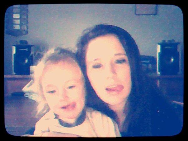 Mes filles Mon bonheur et moi