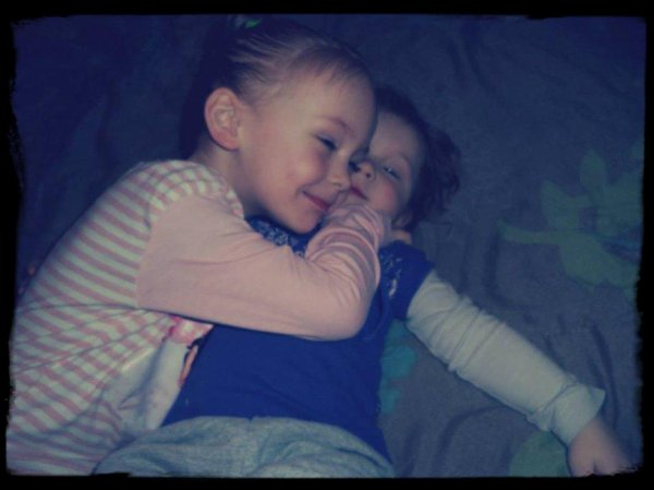 Mes enfants mon bonheur
