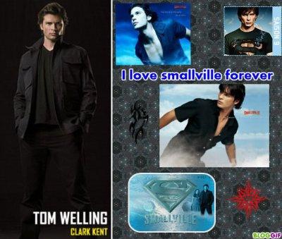 Les participants au concours de Smallville