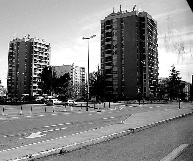 Les Quartiers d'Avignon