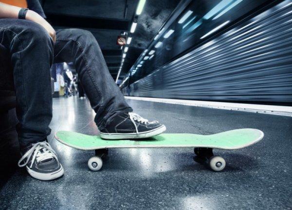 La skate !