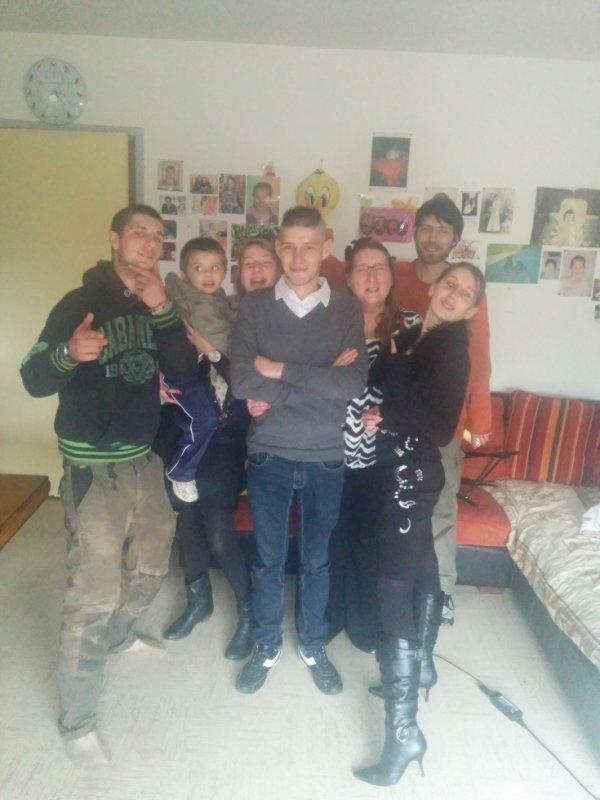 foto de famille