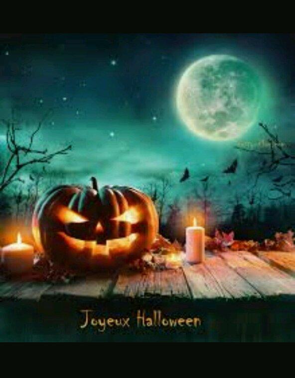 Joyeux Halloween!!!!