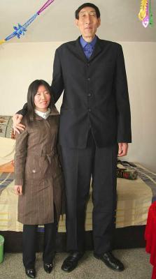 L Homme Le Plus Grand Et La Femme La Plus Petit Adonis008